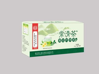 菊花代用茶